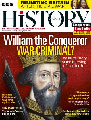 BBC History November2019