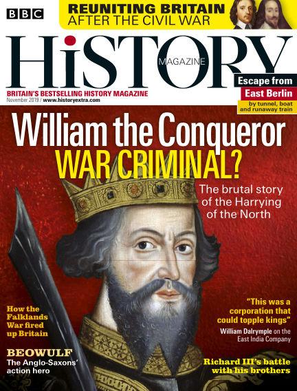 BBC History October 03, 2019 00:00