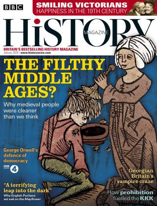 BBC History January2020