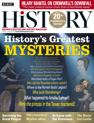 BBC History June 2020