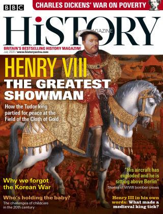 BBC History July2020