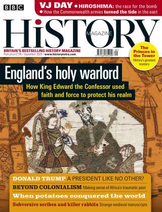BBC History September2020