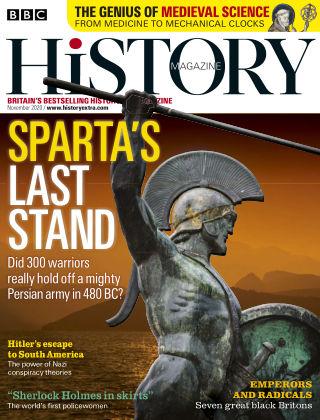 BBC History November2020