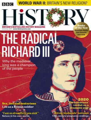 BBC History Christmas2020