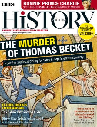 BBC History January2021