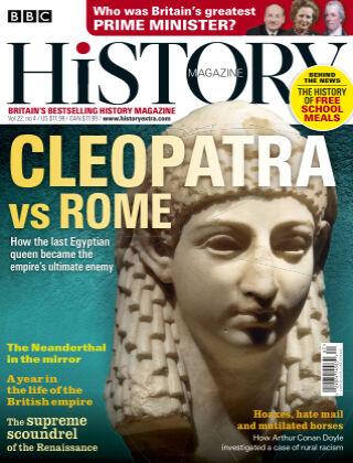BBC History April2021