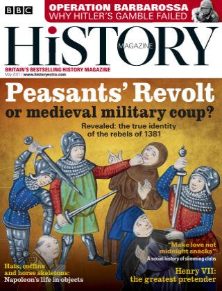 BBC History May2021