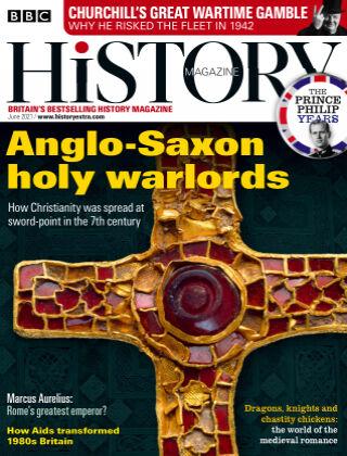 BBC History June2021
