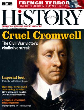 BBC History August2021