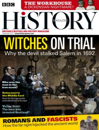 BBC History September2021