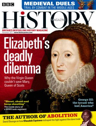 BBC History November2021