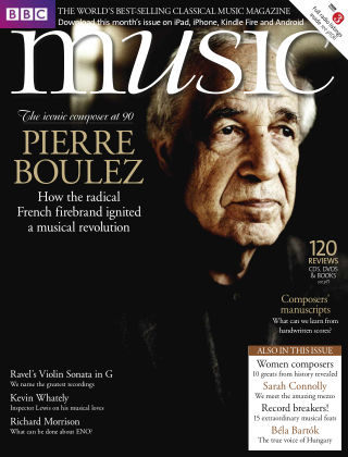 BBC Music Mar 2015