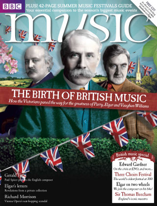 BBC Music Apr 2015
