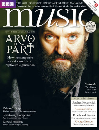 BBC Music Sep 2015