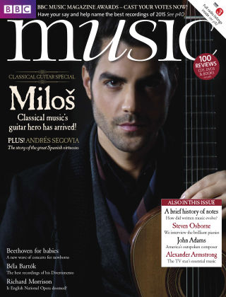 BBC Music Feb 2016