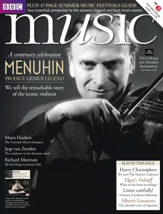 BBC Music April 2016