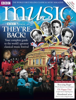 BBC Music July 2016