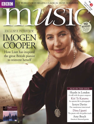 BBC Music Mar 2017
