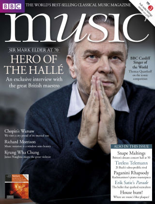 BBC Music June 2017
