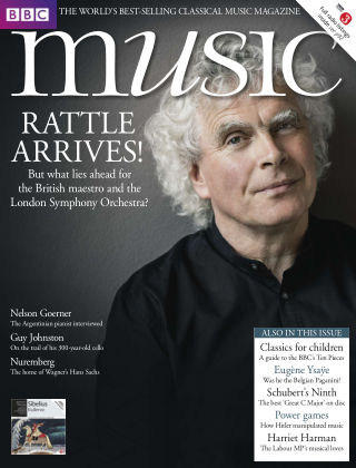 BBC Music September 2017