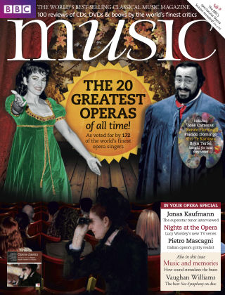 BBC Music October 2017