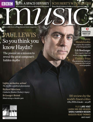 BBC Music March 2018