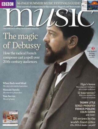 BBC Music April 2018