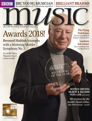 BBC Music May 2018