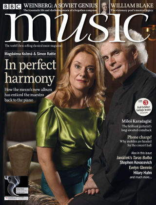 BBC Music October2019