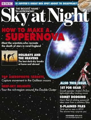 BBC Sky at Night Nov 2014