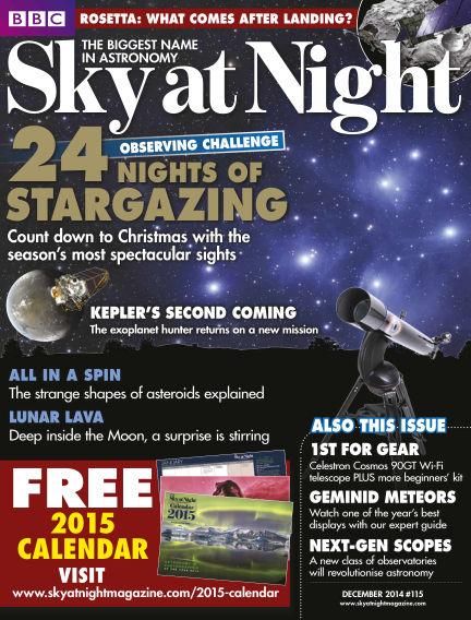 BBC Sky at Night November 20, 2014 00:00