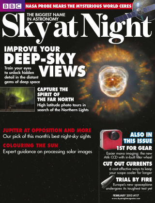 BBC Sky at Night Feb 2015