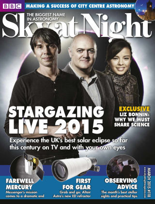 BBC Sky at Night Mar 2015