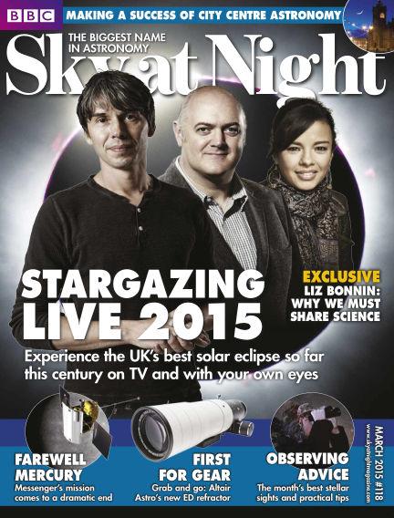BBC Sky at Night February 19, 2015 00:00