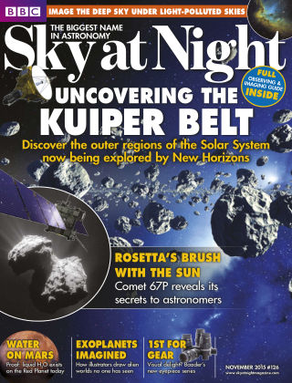 BBC Sky at Night Nov 2015