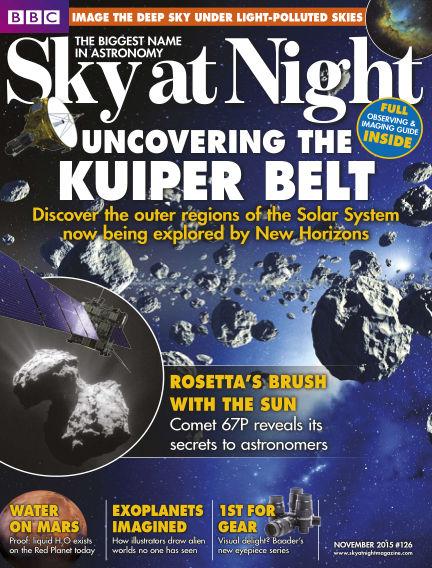 BBC Sky at Night October 15, 2015 00:00