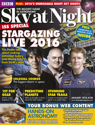 BBC Sky at Night Jan 2016