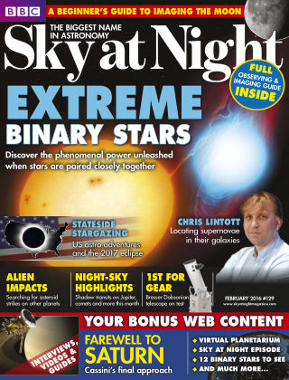 BBC Sky at Night Feb 2016
