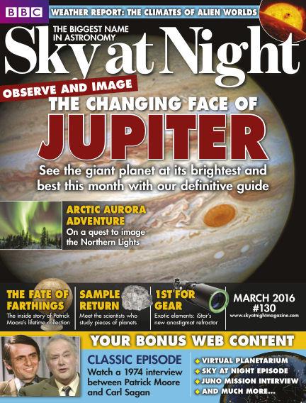 BBC Sky at Night February 08, 2016 00:00