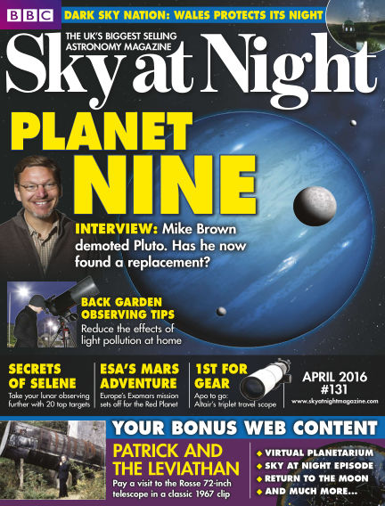 BBC Sky at Night March 17, 2016 00:00
