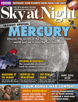 BBC Sky at Night May 2016