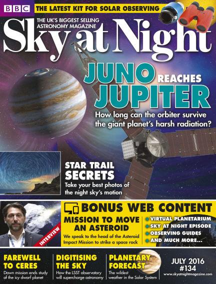 BBC Sky at Night June 23, 2016 00:00