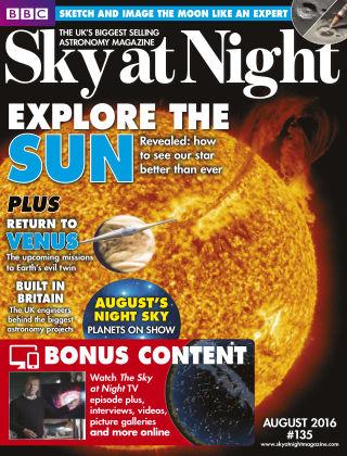 BBC Sky at Night Aug 2016