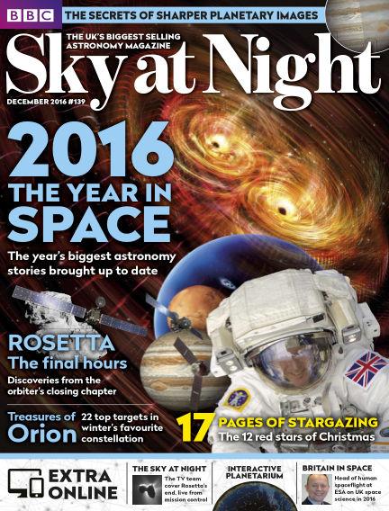 BBC Sky at Night November 17, 2016 00:00