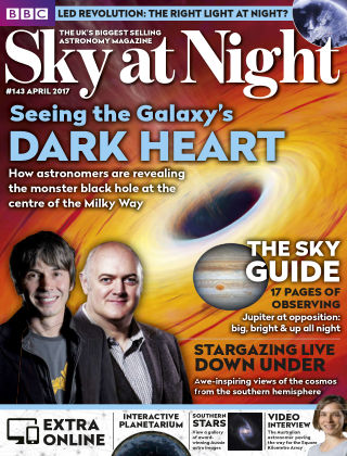 BBC Sky at Night Magazine Apr 2017