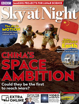 BBC Sky at Night November 2017