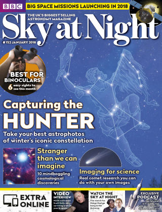 BBC Sky at Night January 2018