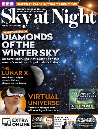 BBC Sky at Night February 2018