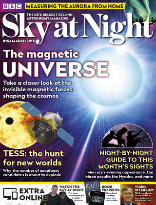 BBC Sky at Night March 2018