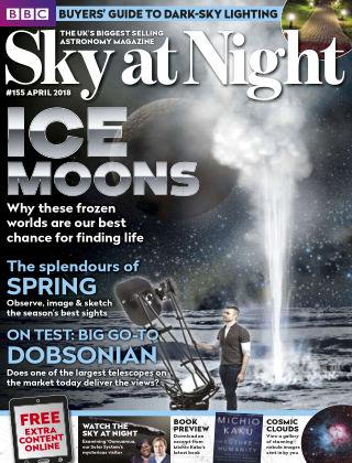 BBC Sky at Night April 2018